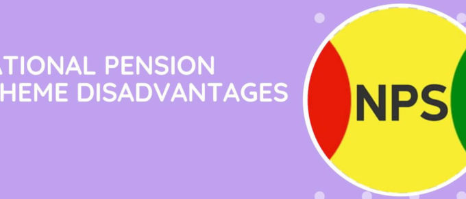 National Pension Scheme Disadvantages