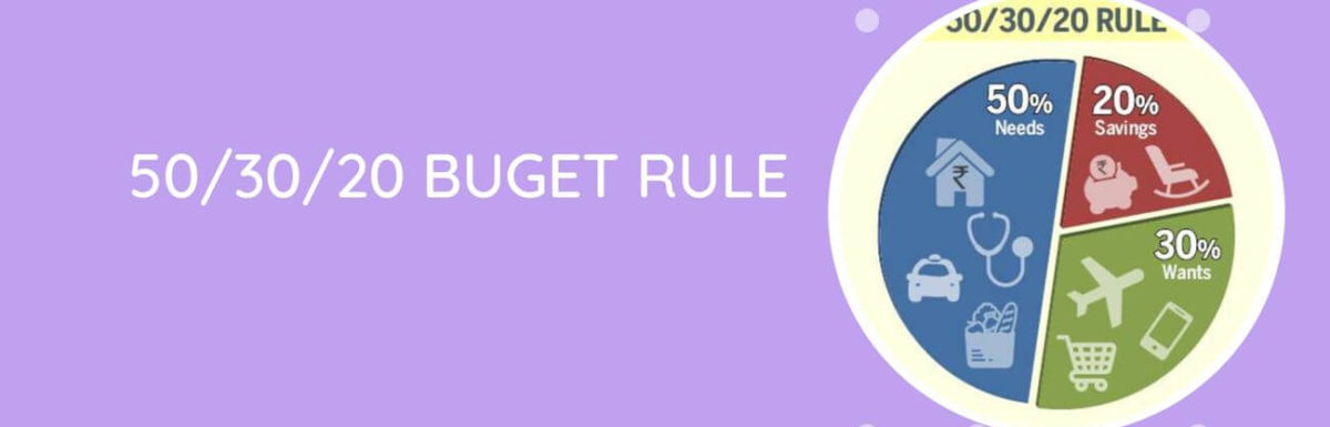 How To Build Budget Using 50/30/20 Rule – In-depth Guide