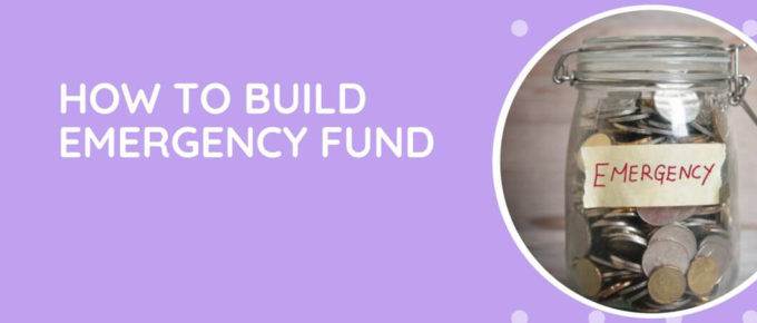 How To Build Emergency Fund India