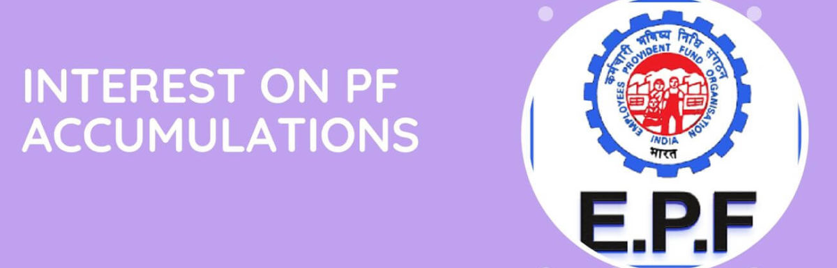What Is The Interest Of The PF Accumulations?