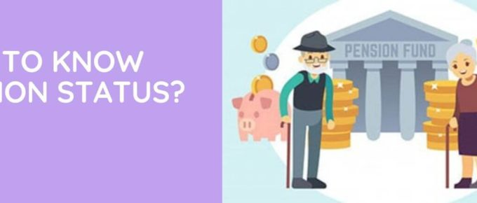 How To Know Pension Status