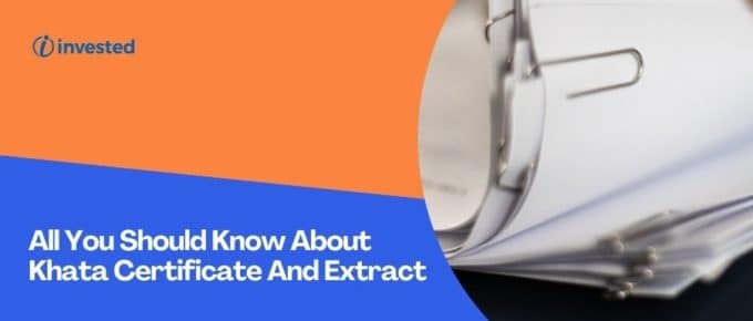 Khata Certificate And Extract