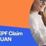 Checking EPF Claim Status By UAN
