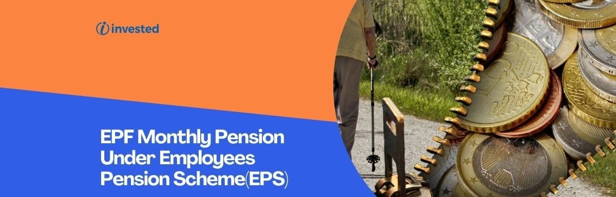 EPF Monthly Pension Under Employees Pension Scheme(EPS)