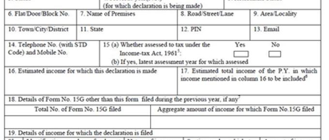 Form15G Part 1