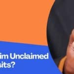 How To Claim Unclaimed Bank Deposits?