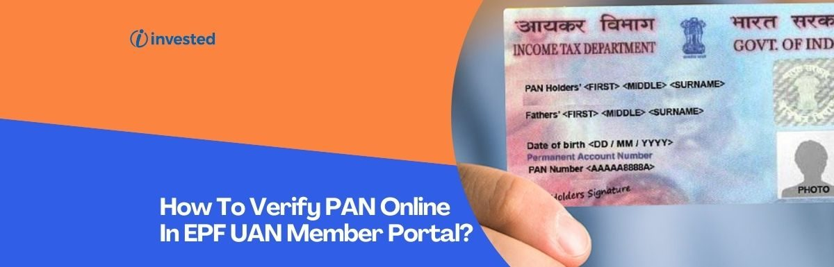 How To Verify PAN Online In EPF UAN Member Portal?