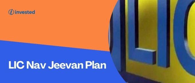 LIC Nav Jeevan Plan