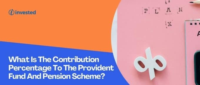 Contribu tion Percentage To The Provident Fund And Pension Scheme