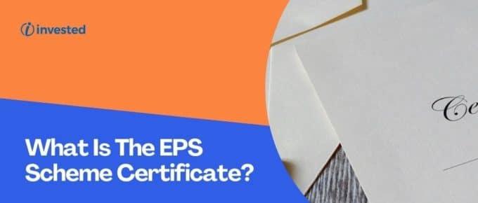EPS Scheme Certificate