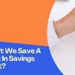Why Shouldn't We Save A Huge Amount In Savings Bank Account?