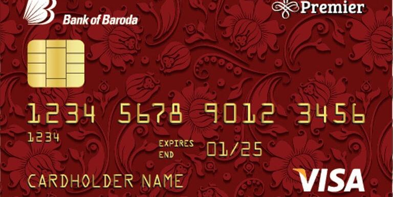Bank of Baroda Premier Credit Card