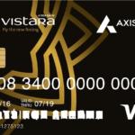 Axis Bank Vistara Infinite Credit Card