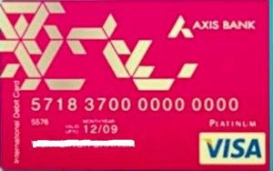 Axis Bank Insta Easy Credit Card