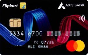 Axis Bank Flipkart Credit Card