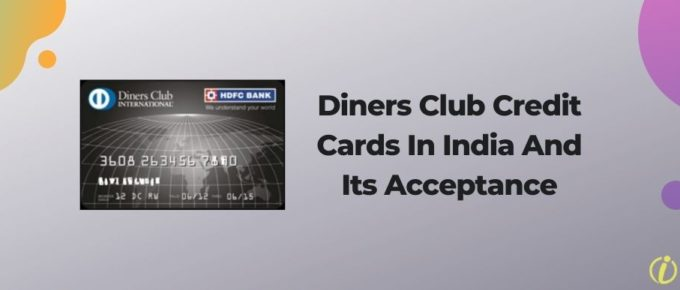 Diners Club Credit Cards In India