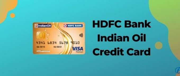 HDFC Bank Indian Oil Credit Card