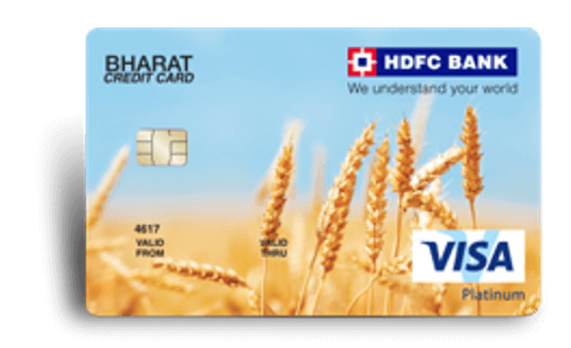 New HDFC Bharat Cashback Credit Card Review