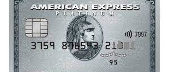 American Express Platinum Travel Card