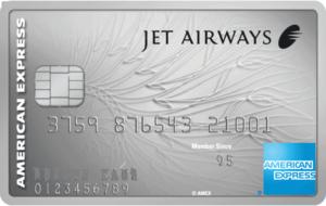 Amex Jet Airways Credit Card