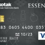 Kotak Essentia Platinum Credit Card