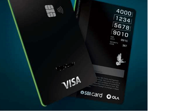 Hands-On Experience With Ola Money Sbi Credit Card