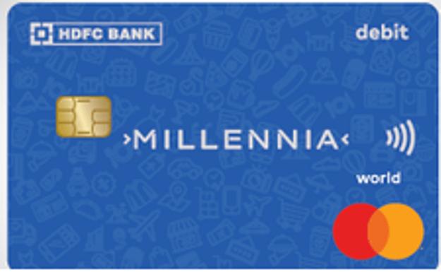 HDFC Bank Millennia Debit Card Review