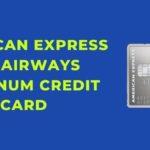 American Express Jet Airways Platinum Credit Card
