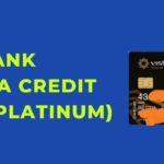 Axis Bank Vistara Credit Card (Platinum)