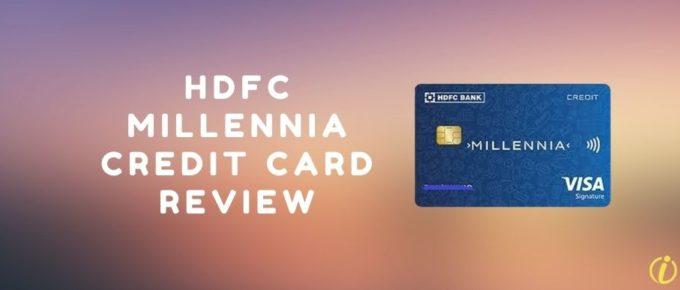 HDFC Millennia Credit Card Review