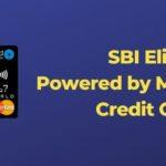 SBI Elite Powered By Mastercard Credit Card