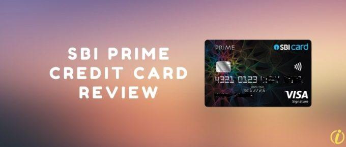 SBI Prime Credit Card