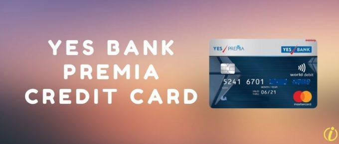 YES Bank Premia Card